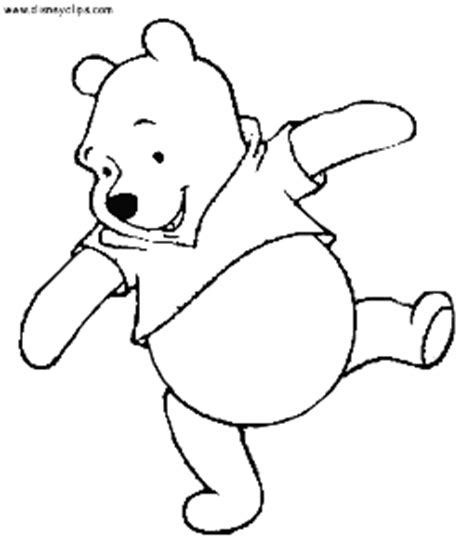 imagenes de winnie pooh faciles dibujos para colorear winnie the pooh