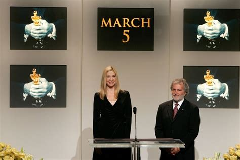 2006 Academy Award Nominations by Sid Ganis And Mira Sorvino Photos Photos 78th Annual