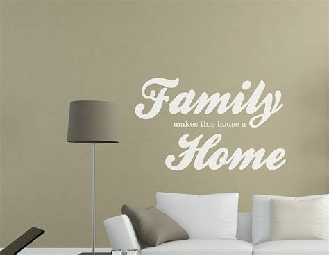 family wall sticker family home wall sticker contemporary wall stickers