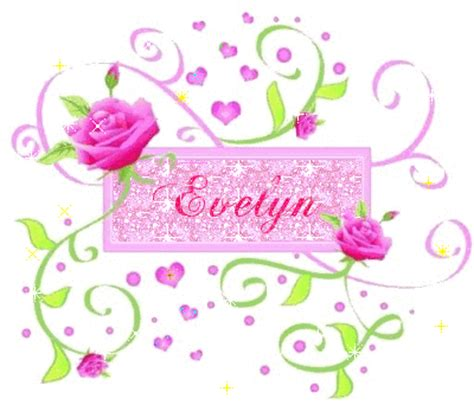 imagenes de i love you evelyn evelyn picture 73957721 blingee com
