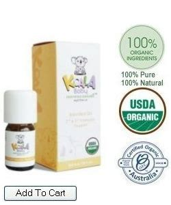 Third Trimester Detox by Koala Care Usda Certified Organic Personal Care Products