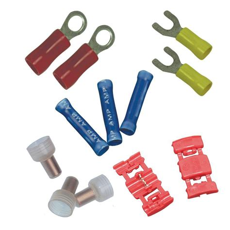 Tyco Ring Terminals - tyco electronics spade ring and splice terminal