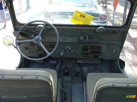 willys jeep interior 1953 willys jeep interior gtcarlot com