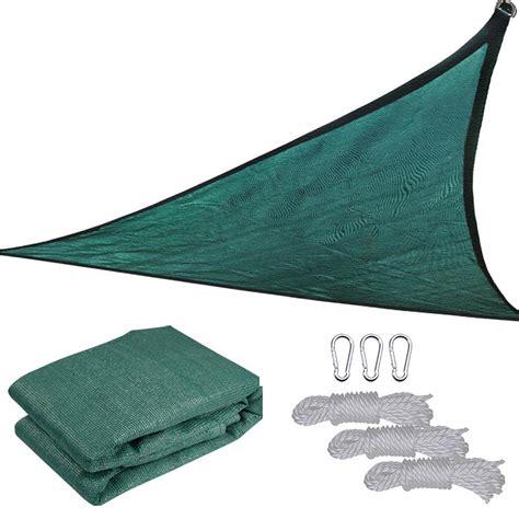 what size l shade sun shade sail size l green outdoor patio sail sun shade