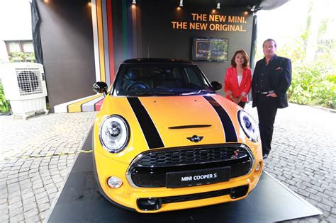 Mini 3 Malaysia mini malaysia introduces 3rd generation mini cooper and