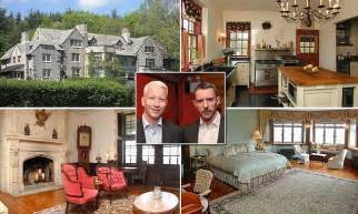 anderson cooper house anderson cooper buys historic multi million dollar connecticut mansion with his