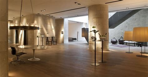 Hotel Foyer Mamilla Hotel Jerusalem Building E Architect