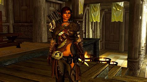 tera skyrim hair mod tera armor gildhorn retexture at skyrim nexus mods and