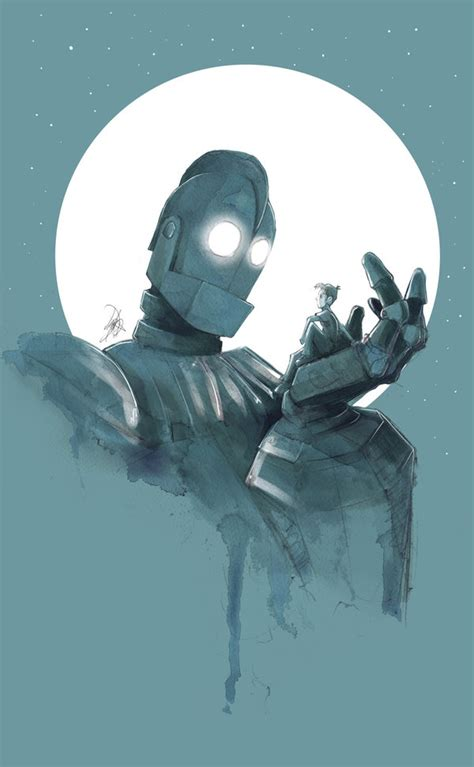 The Iron Giant by Iron Giant