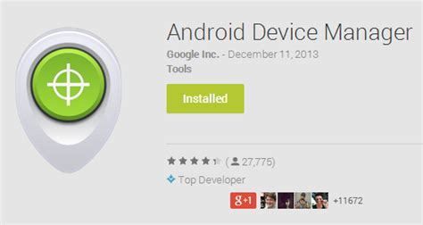 android device manager not working here s how we d improve s new android device