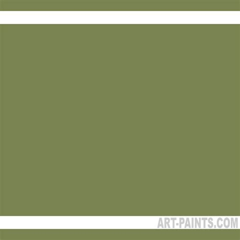 olive grey colours acrylic paints 018 olive grey paint olive grey color caran d ache