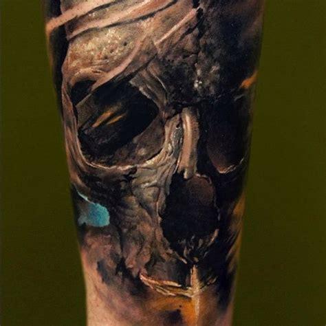 Tattoo 3d Caveira | 15 imagens 218 nicas de caveiras em tatuagens 3d skull tattoos