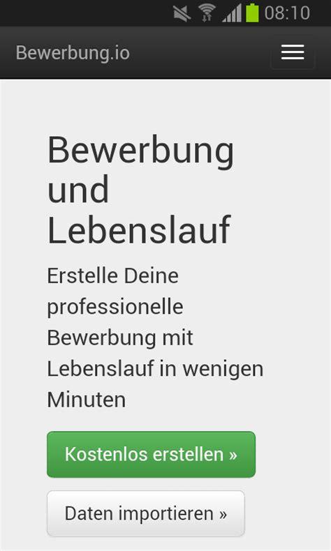 Bewerbung Pdf Erstellen Mac Bewerbung Und Lebenslauf Kostenlos Als Pdf Aplikacje