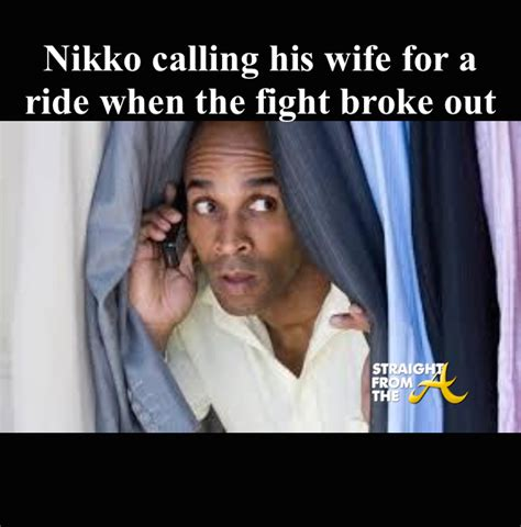 Meme From Love And Hip Hop New Boyfriend - nikko face lhhatlreunion meme straightfromthea 1