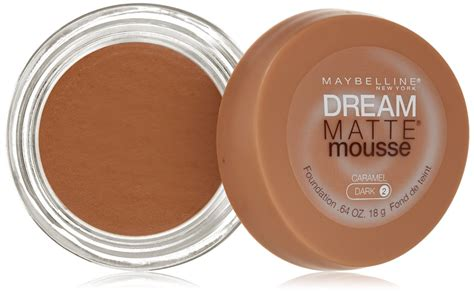 Maybelline Matte Mousse Foundation maybelline matte mousse foundation 18ml choose your shade ebay