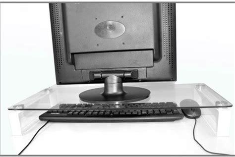Perspex Computer Desk Desktop Perspex Laptop Computer Stand Computer Standing Desk Glass Computer Desk Buy