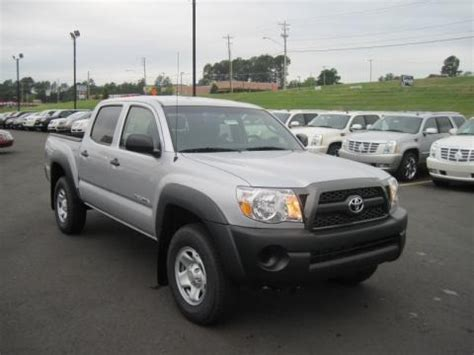 Toyota Tacoma Weight 2011 Toyota Tacoma Prerunner Cab Data Info And