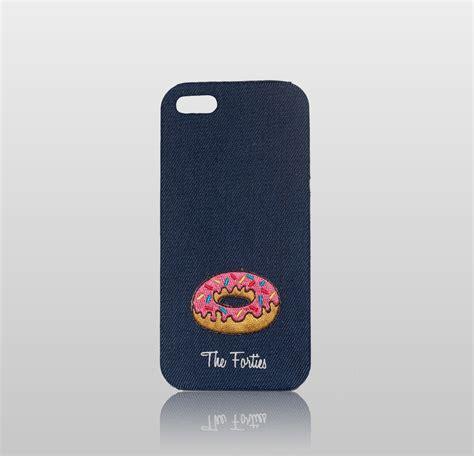 iphone 5s fundas funda iphone 5 5s single donut the forties