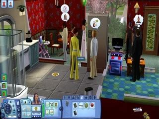 The Sims 3   Party at the House Gameplay Movie   GameSpot