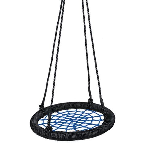 round and round swing swing slide climb round net swing bunnings warehouse