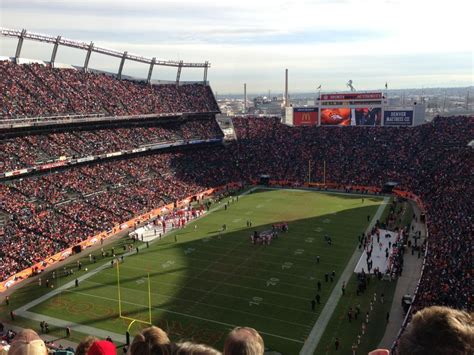 Section Five Sports by Best View For The Price Sports Authority Field Section