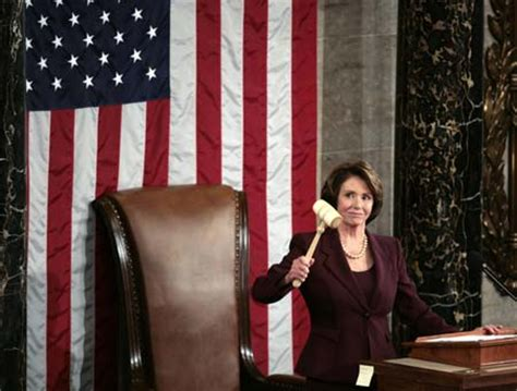 first female speaker of the house pelosi becomes first woman house speaker