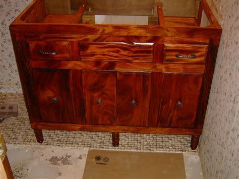 Mahogany Wood Vanities Bedroom by Made Mahogany Vanity By Design47 Custommade