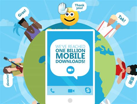 skype mobile software skype oltre 1 miliardo di client mobile