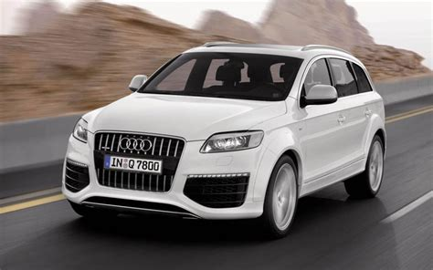 Audie Suv by Audi Suv Small Cars 2011