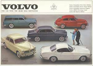 Used Car Association Canada Volvo Canadian Marketed To Canadians In Search Of The