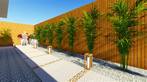 other designed by a way tranquil low maintenance front and back yard huntington beach us