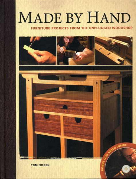 woodworking books free update book giveaway made by by tom fidgen