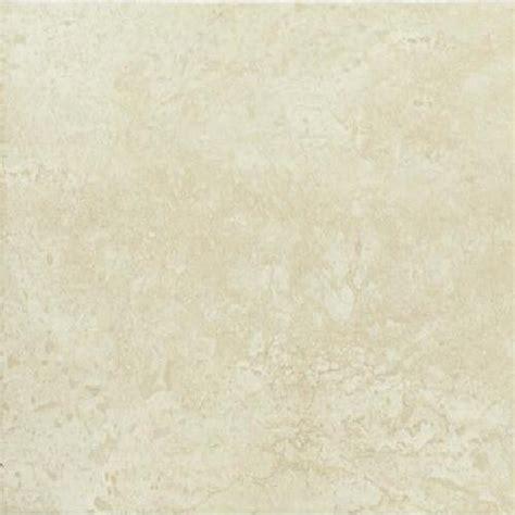 glossy white ceramic floor tile