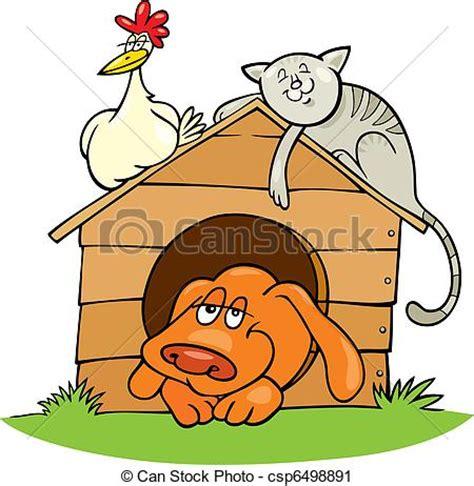 clipart animali clipart vettoriali di fattoria animali felice