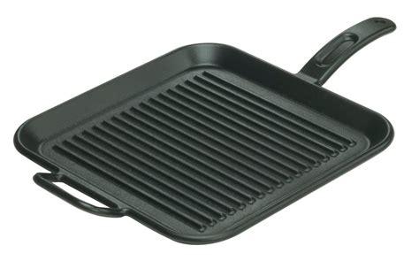 Kitchen Grill Pan Lodge P12sgr3 Pro Logic Cast Iron Square Grill