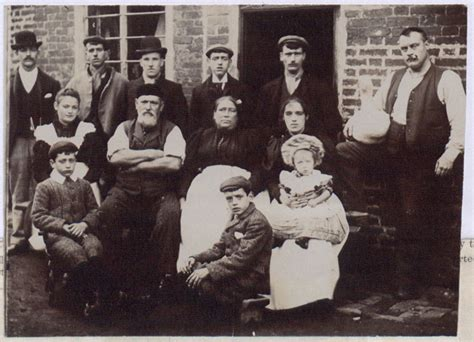 a day in the life with tj victorian spring wreath working class family the national archives