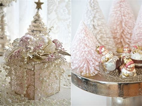 an extra bright holiday pastel christmas d 233 cor ideas