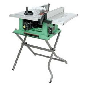 hitachi 15 10 in carbide tipped table saw hitachi 10 quot 15 table saw with stand home hardware