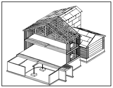 Structural Engineer Home Design by Structural Engineering Framing Design Services Company
