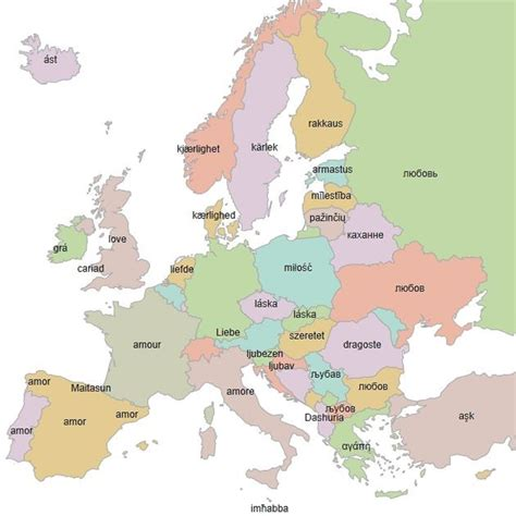 country in translation 100 eurpoe map northeastern europe maps map
