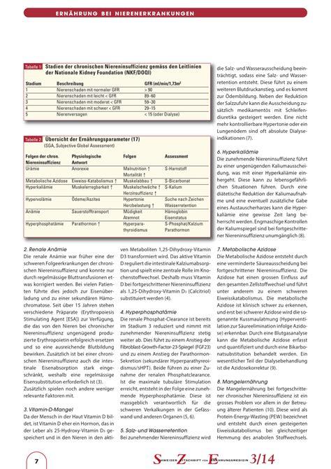 niereninsuffizienz ernährung tabelle ern 228 hrung bei chronischer niereninsuffizienz rosenfluh ch