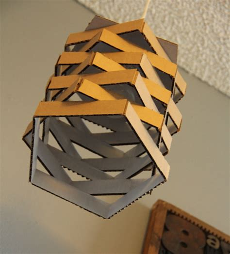 Playhouse Chandelier 20 Creative And Useful Diy Cardboard Projects