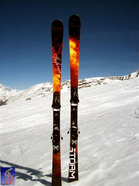skis tests