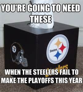 Funny Steelers Memes - funny anti steelers pictures steelers tissues youre