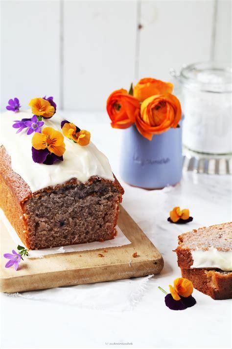 kuchen liebe ein rezept f 252 r leckeren blaubeerjoghurt kastenkuchen mit