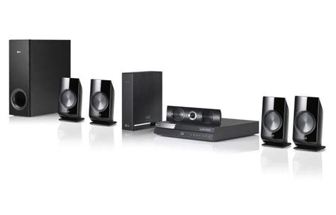 lg bhsw  capable blu ray disc home theater system