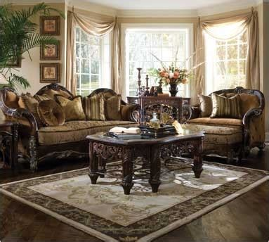 michael amini living room michael amini essex manor living room collection