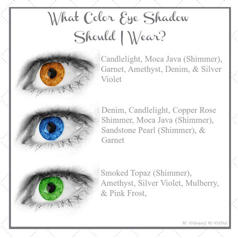 what color eyeshadow should i wear what color eye shadow should i wear brown blue