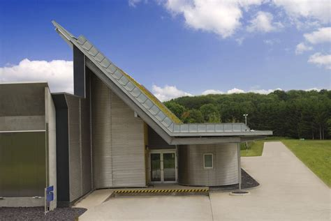 simple roof designs pitched green roofs a modern design element