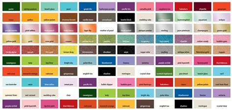 lavender paint color lavender paint colors chart martha stewart glass paint